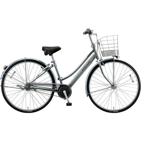 【送料無料】 ブリヂストン 26型 自転車 アルベルト L型(M.スパークルシルバー/5段変速/ベルトモデル) A65LB【2019年モデル】 【代金引換配送不可】