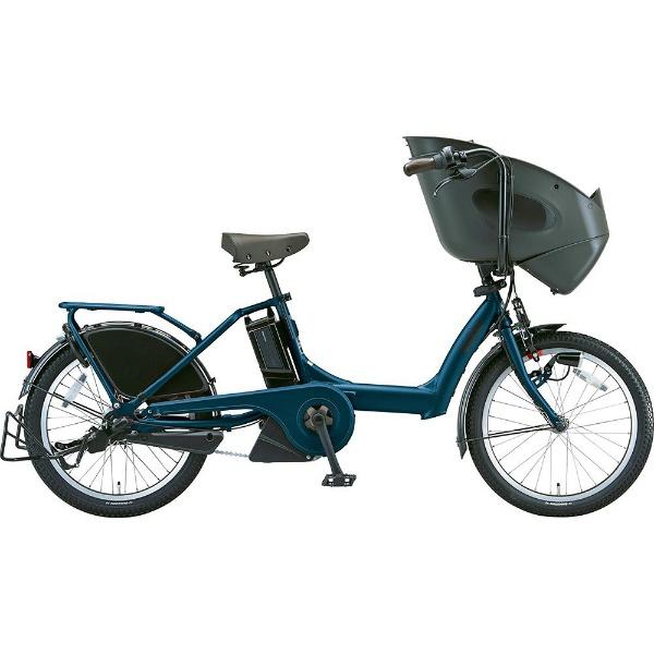 【送料無料】 ブリヂストン 20型 電動アシスト自転車 ビッケ ポーラーe(T.レトロブルー/3段変速)BR0C49【2019年モデル】【組立商品につき返品不可】 【代金引換配送不可】
