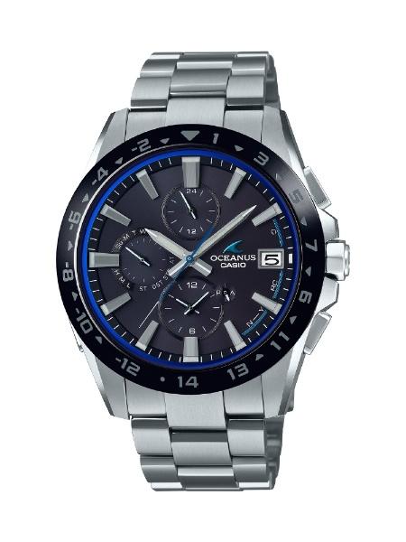【送料無料】 カシオ [Bluetooth搭載 ソーラー電波時計]OCEANUS(オシアナス)クラシックライン OCW-T3000A-1AJF