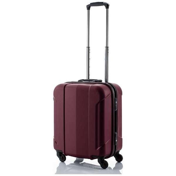 【送料無料】 協和 スーツケース GRAN GEAR(37L) 6296943 ワインレッド [37L]【point10】