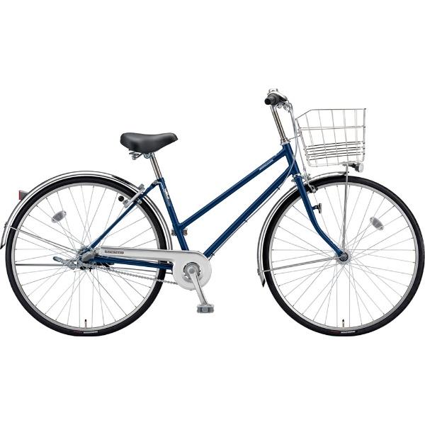 【送料無料】 ブリヂストン 27型 自転車 ロングティーン スタンダード S型(P.Xサファイヤブルー/3段変速/点灯虫モデル)LT73ST【2019年モデル】【組立商品につき返品不可】 【代金引換配送不可】