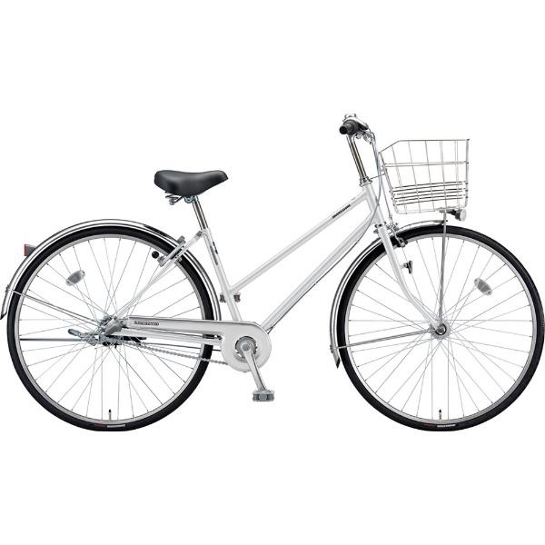 【送料無料】 ブリヂストン 26型 自転車 ロングティーン スタンダード S型(P.Xスノーホワイト/3段変速/点灯虫モデル)LT63ST【2019年モデル】【組立商品につき返品不可】 【代金引換配送不可】
