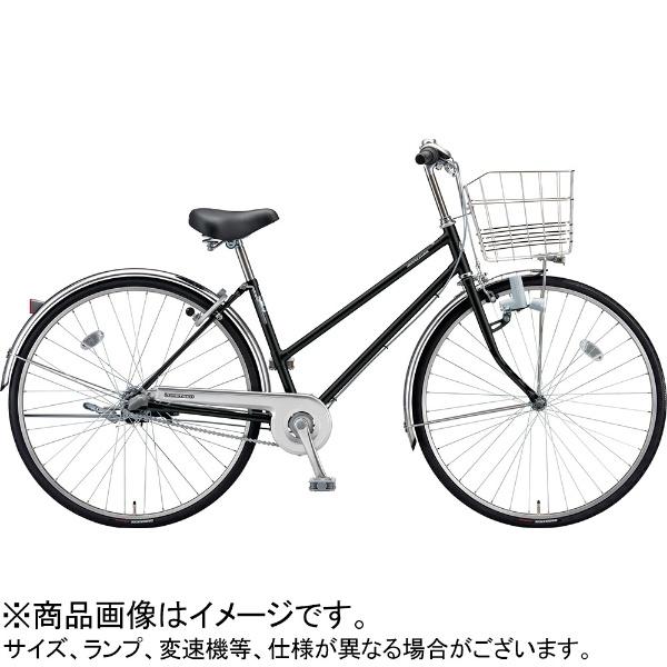 【送料無料】 ブリヂストン 27型 自転車 ロングティーン スタンダード S型(P.Xクリスタルブラック/シングルシフト/ブロックダイナモモデル)LT70S【2019年モデル】【組立商品につき返品不可】 【代金引換配送不可】
