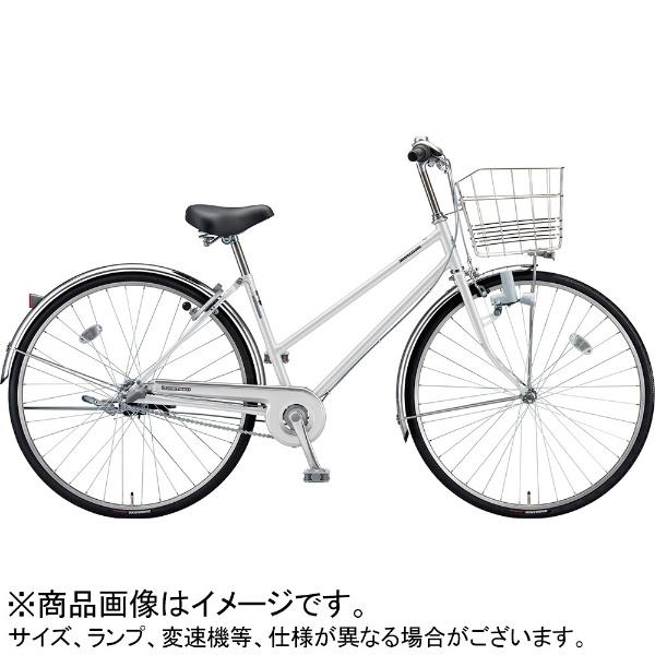 【送料無料】 ブリヂストン 26型 自転車 ロングティーン スタンダード S型(P.Xスノーホワイト/シングルシフト/ブロックダイナモモデル)LT60S【2019年モデル】【組立商品につき返品不可】 【代金引換配送不可】