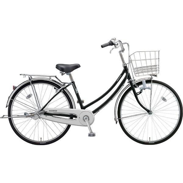 【送料無料】 ブリヂストン 27型 自転車 ロングティーン スタンダード W型(P.Xクリスタルブラック/3段変速/ブロックダイナモモデル)LT73W【2019年モデル】【組立商品につき返品不可】 【代金引換配送不可】