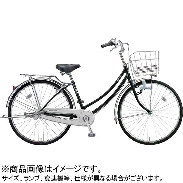 【送料無料】 ブリヂストン 26型 自転車 ロングティーン スタンダード W型(P.Xクリスタルブラック/シングルシフト/ブロックダイナモモデル)LT60W【2019年モデル】【組立商品につき返品不可】 【代金引換配送不可】