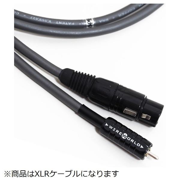 【送料無料】 ワイヤーワールド インターコネクト Equinox 8 XLR /2.0m QBI8BAL/2.0m