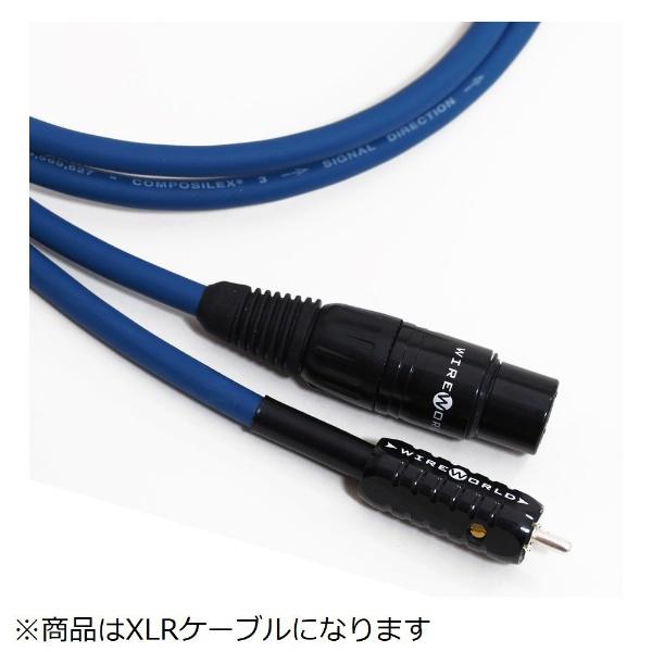 【送料無料】 ワイヤーワールド インターコネクト Oasis 8 XLR /2.0m OBI8BAL/2.0m