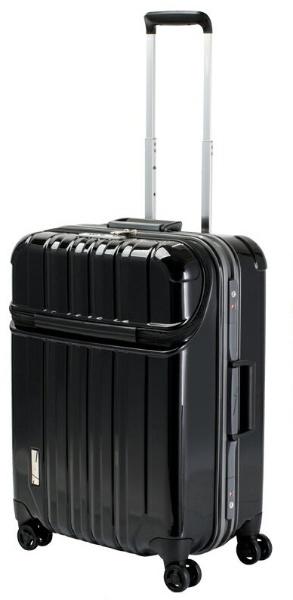 【送料無料】 協和 スーツケース TRUSTOP 7620411 ブラック [63L]