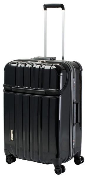 【送料無料】 協和 スーツケース TRUSTOP 7620421 ブラック [75L]