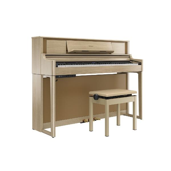 【2018年11月23日発売】 【送料無料】 ローランド LX705-LAS 電子ピアノ ライトオーク [88鍵盤]