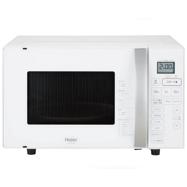 【送料無料】 ハイアール Haier オーブンレンジ JM-V16D-W ホワイト [16L]