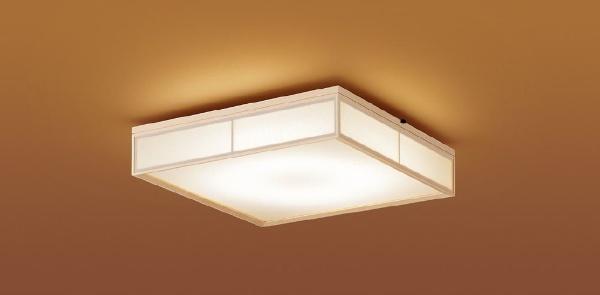【送料無料】 パナソニック Panasonic 天井直付型 LEDシーリングライト LSEB8020K [8畳 /昼光色~電球色 /リモコン付き]
