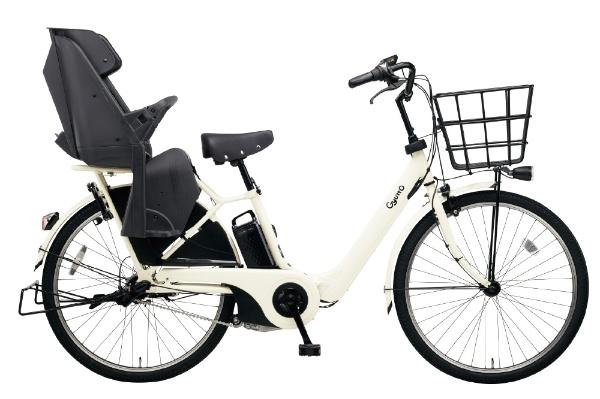 【送料無料】 パナソニック Panasonic 26型 電動アシスト自転車 ギュット・アニーズ・DX・26(オフホワイト/内装3段変速)BE-ELAD63F【2019年モデル】【組立商品につき返品不可】 【代金引換配送不可】