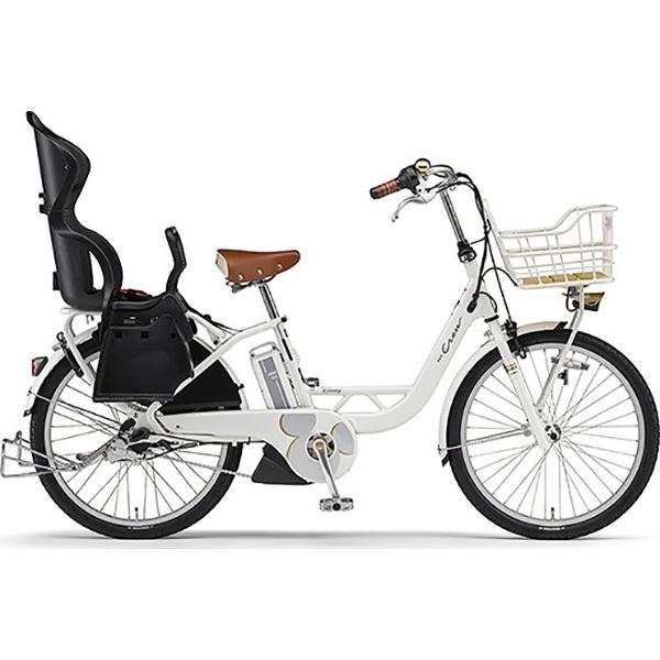 【送料無料】 ヤマハ YAMAHA 24型 電動アシスト自転車 PAS Crew Disney Edition(スノーホワイト/内装3段変速)PA24AGC9J【2019年モデル】【組立商品につき返品不可】 【代金引換配送不可】