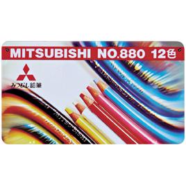色鉛筆ワイド12色 6個入【描画用品/色えんぴつ】
