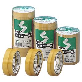 セロテープ35m18mm幅200巻【粘着テープ/セロテープ】