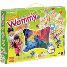 ワミー ベーシック300【知育玩具/3歳/4歳/5歳/6歳/室内遊具/ブロック】