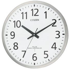 電波時計スペイシーM463【家電・カメラ・AV用品/時計】