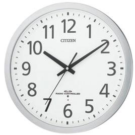電波時計スペイシーM462【家電・カメラ・AV用品/時計】