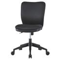 オフィスチェアOC‐102ブラック【整理保管・事務用家具/オフィスチェア】