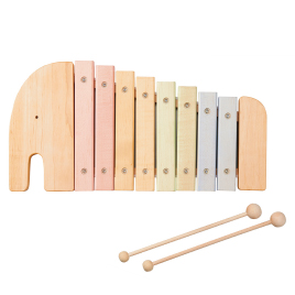エレファントシロフォン【乳幼児用品/楽器のおもちゃ】