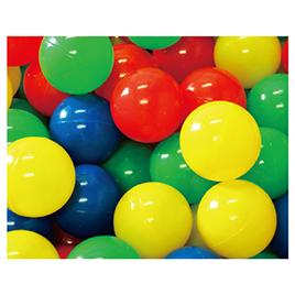 PEボール70(500個1組)B【知育玩具/3歳/4歳/5歳/6歳/室内遊具/ボールプール】
