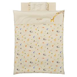 アドレーベベ 洗える組フトン8点セット【乳幼児用品/ベビーベッド・寝具】