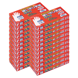 ポリエチレン使いきり手袋(24箱)L【台所用品/水仕事用手袋】
