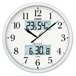 電波掛け時計ITM-660NJ【家電・カメラ・AV用品/時計】