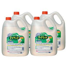 かんたんマイペット業務用4.5L4本【清掃用品/住居用洗剤】