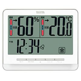 デジタル温湿度計TT-538【家電・カメラ・AV用品/温湿度計】