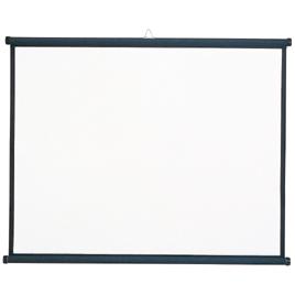 掛軸式吊下げスクリーン EKH80【視聴覚用品・楽器/スクリーン用品】