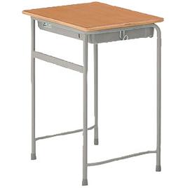 生徒用デスクW700×D500mm2号【整理保管・事務用家具/学校用デスク・イス】