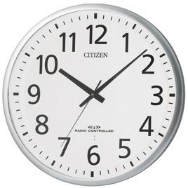 電波時計スペイシーM465【家電・カメラ・AV用品/時計】