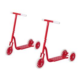 三輪スケーター(2台1組)【室外遊具/乗用玩具】