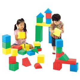 ネオブロックBセット(27個組)【知育玩具/3歳/4歳/5歳/6歳/室内遊具/ブロック】