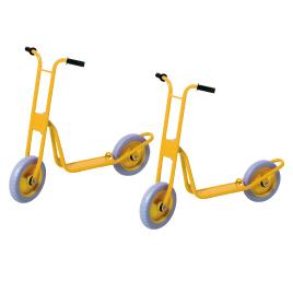 2輪スケータープチ(2台1組)【室外遊具/乗用玩具】