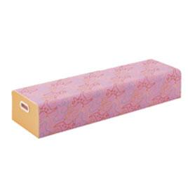 丸洗いソフトベンチ ピンク【備品/家具】