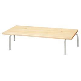 多目的テーブル 長方形型 座卓タイプ【備品/家具】