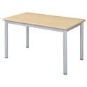 会議テーブルTL1275ネオナチュラル【整理保管・事務用家具/会議用テーブル】