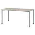 ワークテーブル1470ナチュラル【整理保管・事務用家具/会議用テーブル】