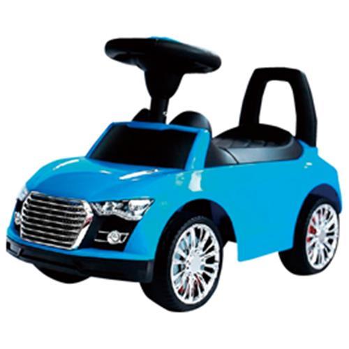 RIDE ON CAR ブルー【乳幼児用品/おもちゃ】
