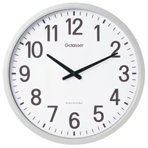 電波掛時計 ザラージ【家電・カメラ・AV用品/時計】