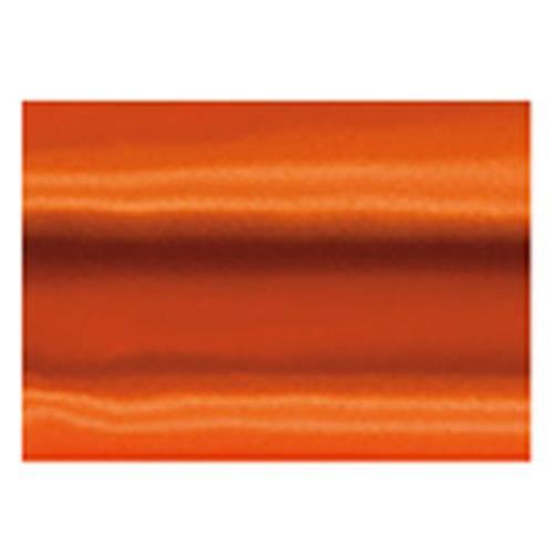 サテン(122cm×10m巻)オレンジ【造形・制作素材/布】