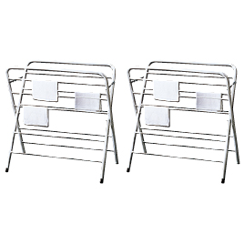 雑巾スタンド(2台組)【清掃用品/ぞうきん】