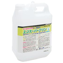 エコスーパークリン除菌プラス4L【清掃用品/住居用洗剤】