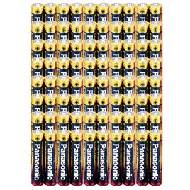 アルカリ乾電池(80本パック)単4形【家電・カメラ・AV用品/乾電池】