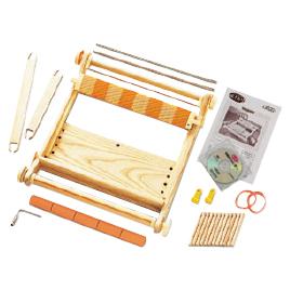 手織り機 咲きおり(40cm)【造形・制作素材/毛糸】
