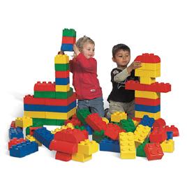 レゴソフト 基本セット 45003【室内遊具/ブロック】